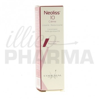 Neoliss 10 crème restructurante 30ml