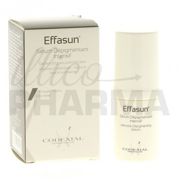 Effasun Sérum dépigmentant intensif 15ml