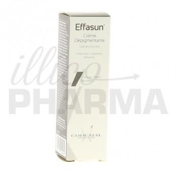 Effasun crème dépigmentante 30ml