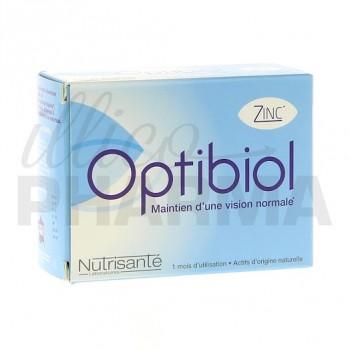 Optibiol AMD Nutrisanté 30 capsules