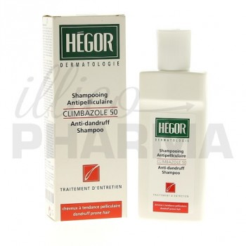 Hegor Shampooing climbazole 150ml