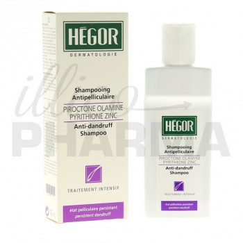 Hegor Shampooing piroctone olamine 150ml