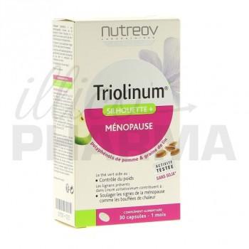 Triolinum silhouette+ Nutreov 30 capsules