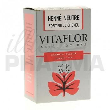 Henné neutre Vitaflor 200g
