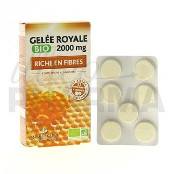 Gelée royale 2g 3 Chênes 21 comprimés