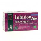 Infusion jambes...