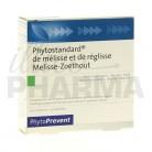 Phytostandard Mélisse et Réglisse 30 comprimés