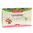 Cranberry bio Superdiet 20 ampoules