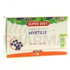 Myrtille bio Superdiet 20 ampoules
