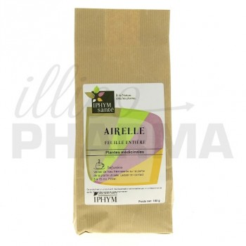 Tisane feuille d'airelle Iphym 100g