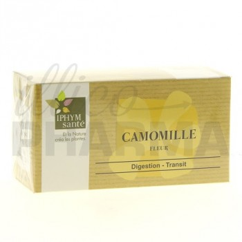 Infusion Camomille Iphym 24 sachets