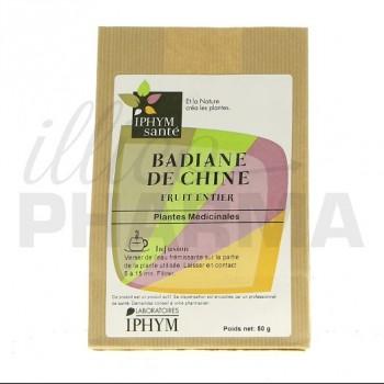 Tisane Badiane de Chine Iphym 50g