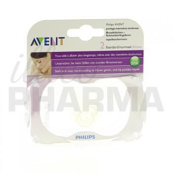 Protège mamelon Avent x2