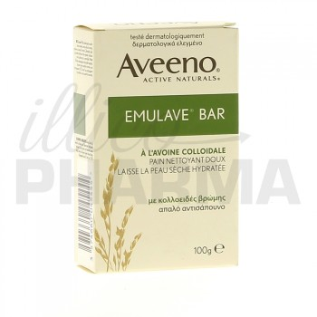Aveeno Emulave Bar Pain 100g