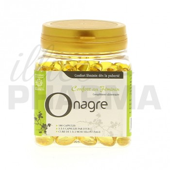 Duo au féminin Onagre Dayang 180 capsules