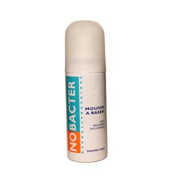 Mousse à raser Nobacter