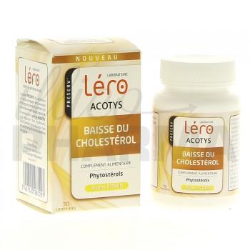 Léro Acotys 30 comprimés