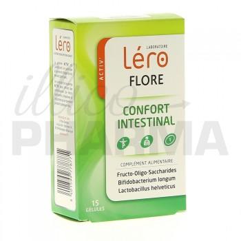 Léro Flore 15 gélules