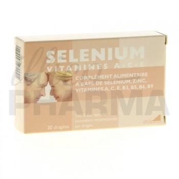 Selenium 75 exo Fort 30 comprimés