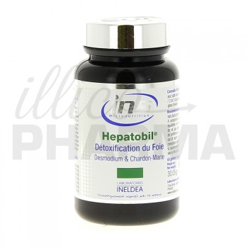 Hepatobil 60 gélules
