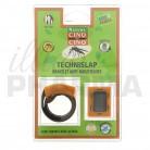 5/5 Bracelet anti-moustiques...