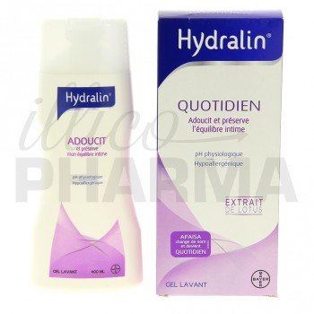 Hydralin Quotidien 400ml