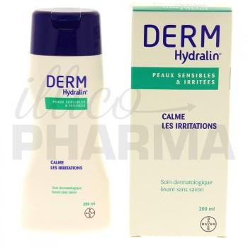 Derm Hydralin Savon liquide dermatologique 200ml