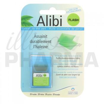 Alibi Flash feuilles