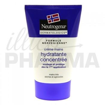Crème mains hydratante concentrée Neutrogena