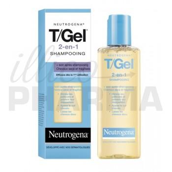 T-Gel 2 en 1 Shampooing Soin 125ml