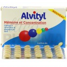 Alvityl Concentration 30 capsules