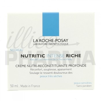Nutritic intense riche La Roche Posay