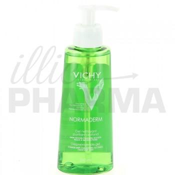 Normaderm Gel nettoyant purifiant 200ml Vichy