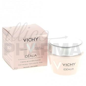 Idealia Crème de lumière lissante Peau sèche Vichy