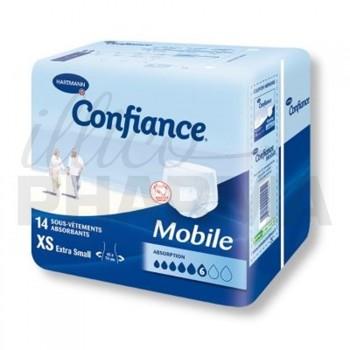 Confiance Mobile Sous-vêtement Absorbant 6G