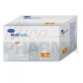 MoliPants Soft x25 sous-vêtements de maintien Hartmann