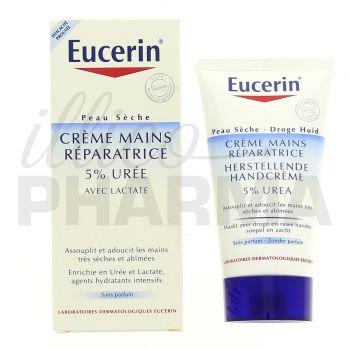 Crème mains 5PC Urée Eucerin 75ml