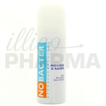 Mousse à raser sans blaireau Nobacter 150ml