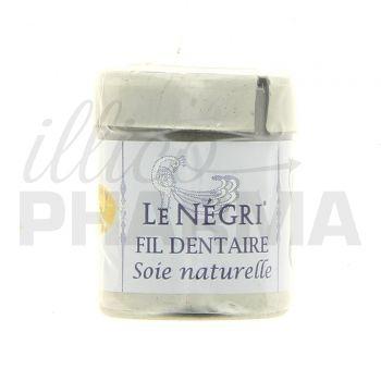 Fil dentaire soie naturelle Negri