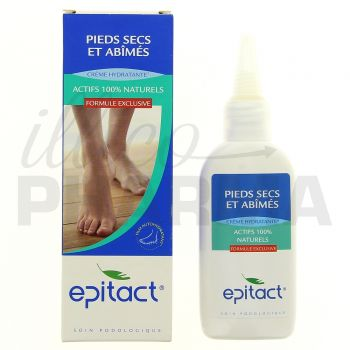 Epitact crème pieds secs 75ml