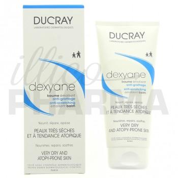 Dexyane Baume émollient anti-grattage 200ml Ducray