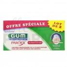 Gum Paroex dentifrice x2
