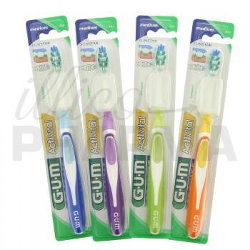 Gum ActiVital Medium Compacte Lot 8+2 offertes