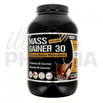 Mass Gainer 30 Chocolat 1.1kg Eric Favre