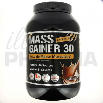 Mass Gainer 30 Chocolat 3kg Eric Favre
