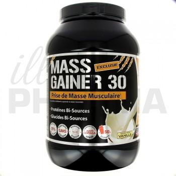 Mass Gainer 30 Vanille 3kg Eric Favre