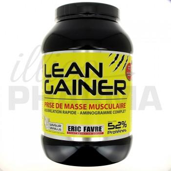 Lean Gainer Vanille 2kg Eric Favre