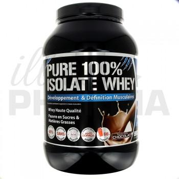 Pure 100% Isolate Whey Chocolat 2kg Eric Favre