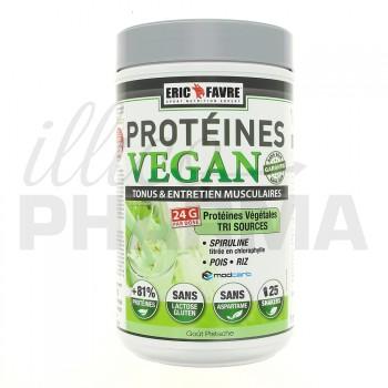 Protéines Vegan Pistache Eric Favre
