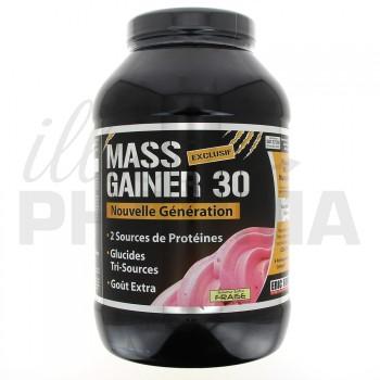 Mass Gainer 30 Fraise 1.1kg Eric Favre